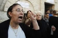 Cristianos en Gaza