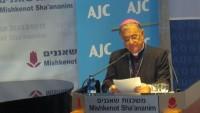 Fouad Twal - Patriarca Latino de Jerusalén