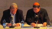 Oded Wiener y Cardenal Kurt Koch