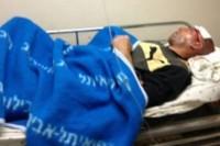 Jasan Usruf en el hospital Ijilov