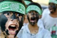 Alumnos entrenan en Gaza
