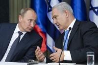 Vladimir Putin y Binyamín Netanyahu